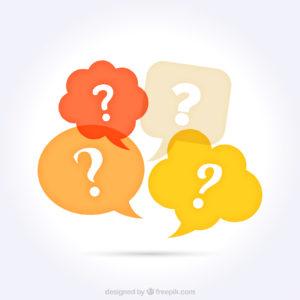 question / réponses FAQ